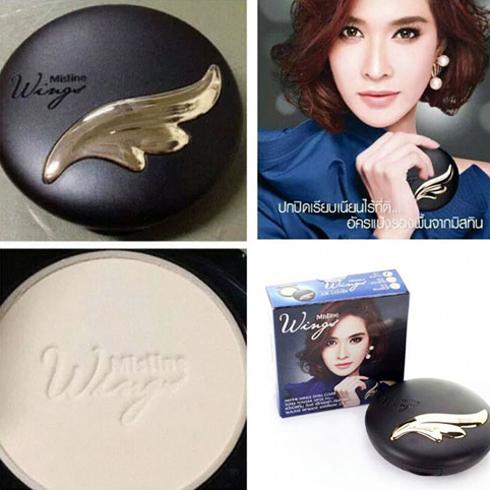 Phấn Phủ Mistine Wings SPF 25PA++ Thái Lan
