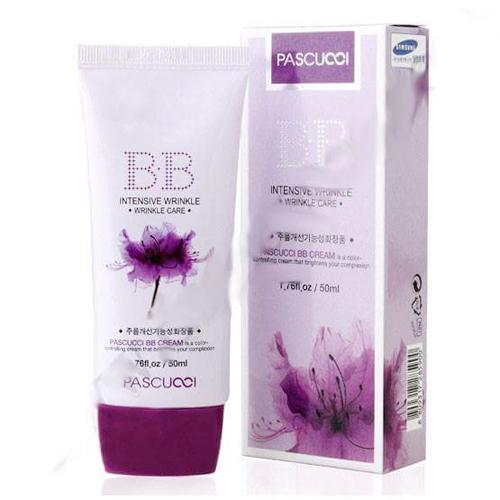 Kem trang điểm Pascucci Intensive Wrinkle BB Cream