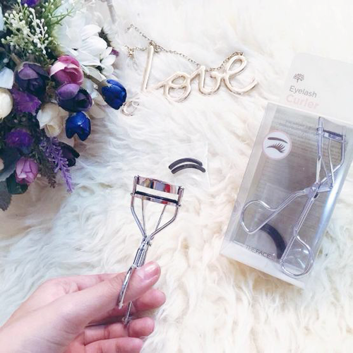 Bấm mi The Face Shop  Eyelash Curler