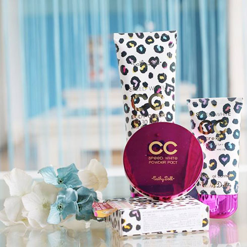 Phấn phủ CC Cream Thái Lan