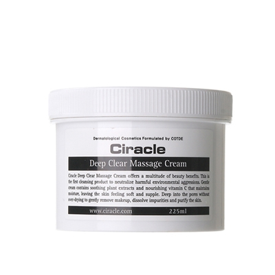 Kem Ciracle Deep Clear Massage Cream