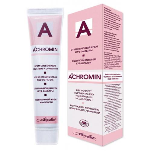 Kem dưỡng trắng da trị nám và tàn nhang Achromin