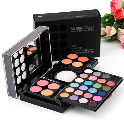 Bộ kit trang điểm Sivanna Colors Make up Palette Thái Lan