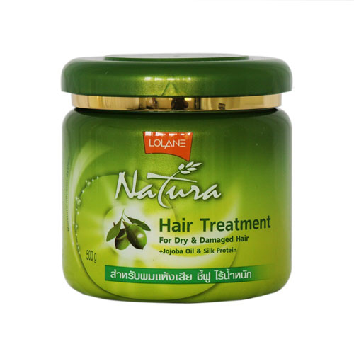 Dầu ủ tóc Lolane Natura Thái Lan