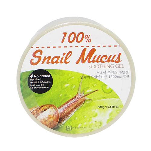 Gel Dưỡng Da Đa Năng Chiết Xuất Ốc Sên Ra-Gowoori Snail Mucus Soothing 300ml
