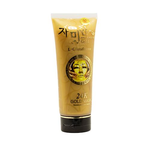 Gel Lột Mặt Nạ Vàng 24K Gold Mask L- Glutathione Hàn Quốc