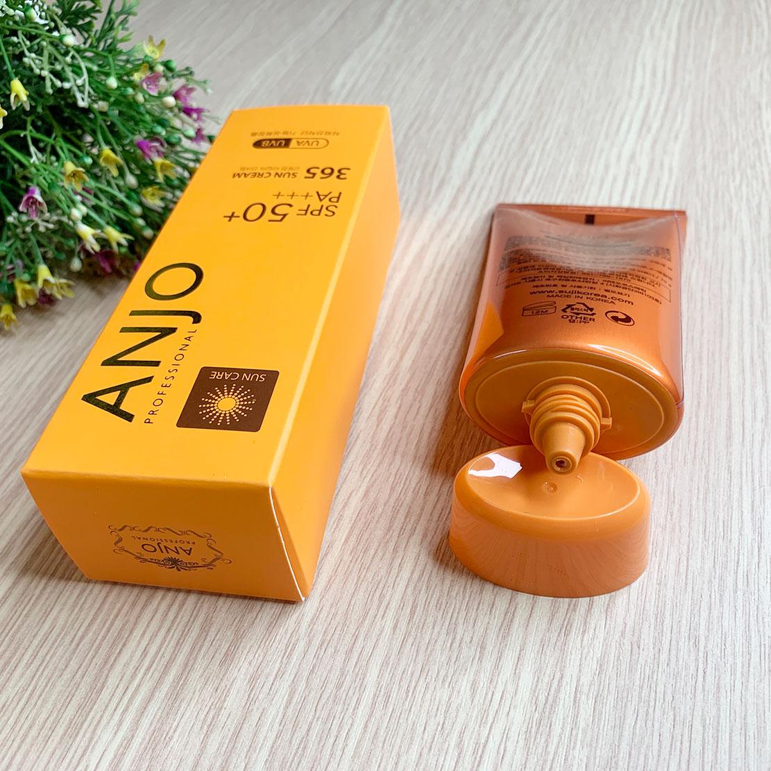 Kem Chống Nắng Anjo 365 SPF50 PA Hàn Quốc