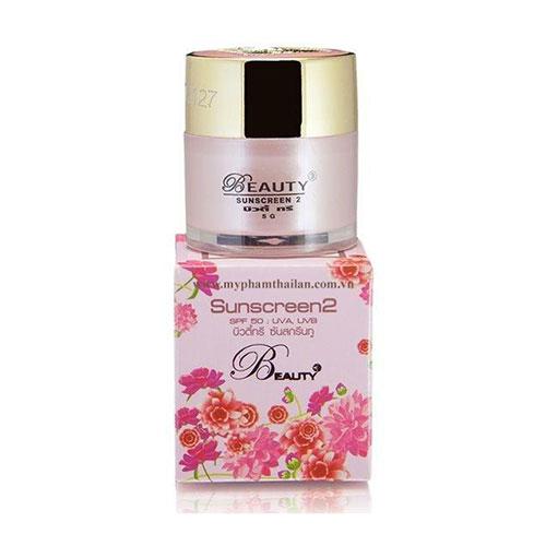 Kem Chống Nắng Sunscreen2 Beauty Thái Lan Chính Hãng