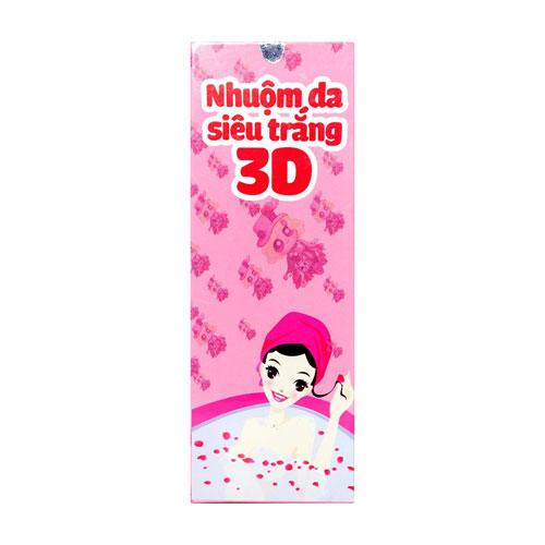 Nhuộm Da Siêu Trắng 3D 250ml