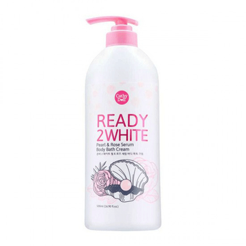 Sữa Tắm Cathy Doll Ready 2 White 500ml