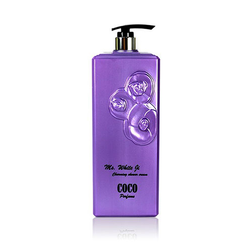 Sữa Tắm Coco Perfume Charming Shower Hongkong 800ml