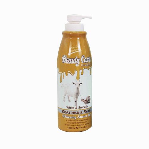 Sữa Tắm Trắng Da Beauty Care Goat Milk 1200ml