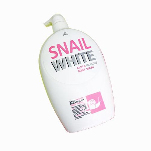Sữa Tắm Trắng Da Snail White Ốc Sên 800ml