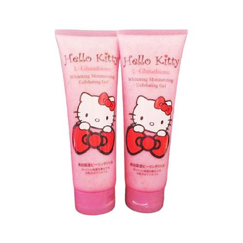 Tẩy Tế Bào Chết Hello Kitty Nhật Bản