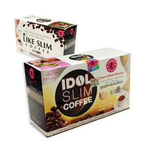 Giảm Cân Cafe Idol Slim Coffee Thái Lan(Mua 2 tặng 1)
