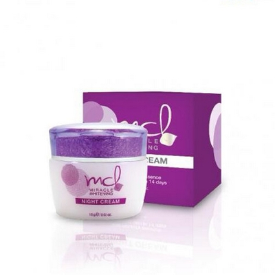 Kem phấn MCL Miracle Whitening Day Cream Thái Lan