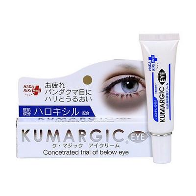 Kem Trị Quầng Thâm Mắt Kumargic Eye Nhật