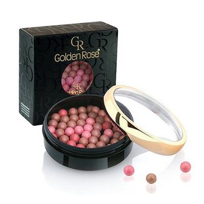 Phấn Má Hồng Dạng Viên Golden Rose Ball Blusher