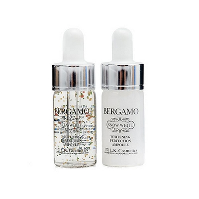 Serum Bergamo Vita Now White Whitening Perfection Hàn Quốc