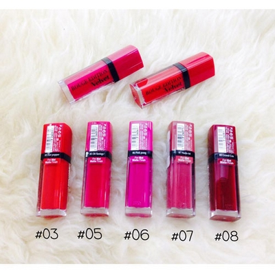 Son Bourjois Rouge Edition Velvet Pháp