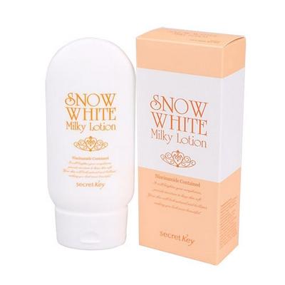 Sữa Dưỡng Trắng Da Secret Key Snow White Milky Lotion Hàn Quốc