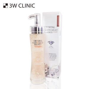 Tinh Chất Trắng Da Crystal White Milky Essence Vitamin 3W Clinic Hàn Quốc