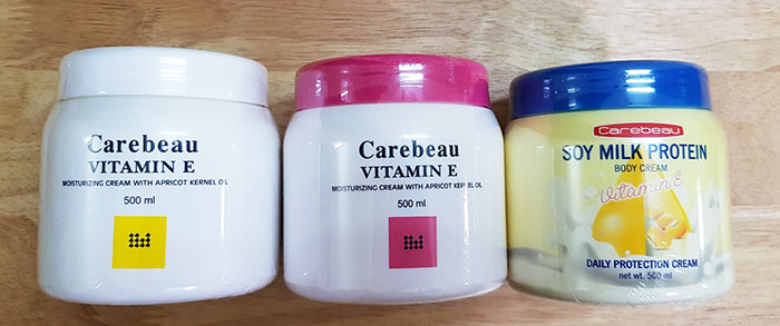 kem-duong-trang-da-carebeau-thai-lan-500ml-3599