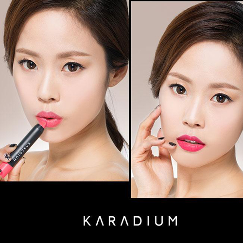 Son thỏi Karadium Oh My Lips