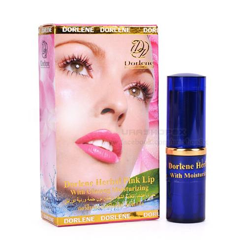 Son Dưỡng Môi Dorlene Herbal Pink Lip Thái lan