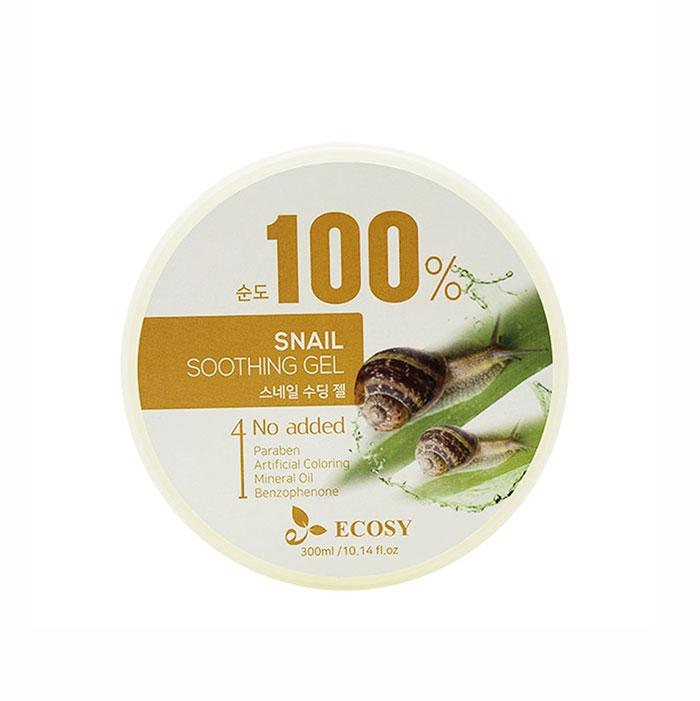 Gel Dưỡng Da Tinh Chất Ốc Sên Ecosy Snail Soothing 300g