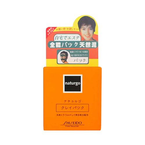 Mặt Nạ Bùn Đắp Mặt Shiseido Naturgo