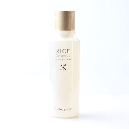 Nước Hoa Hồng Gạo Rice Ceramide Moisture Toner The Face Shop