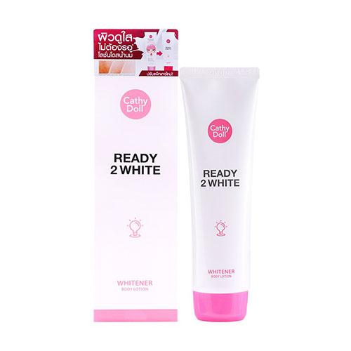 Sữa Dưỡng Thể Ready 2 White Body Lotion Thái Lan