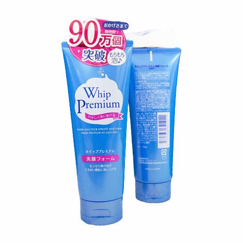 Sữa Rửa Mặt Whip Premium 140g Nhật Bản