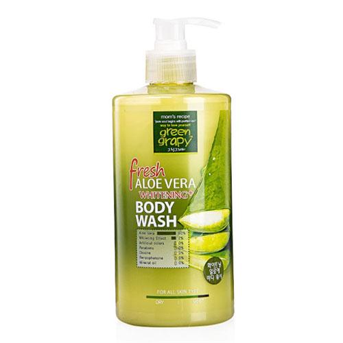 Sữa Tắm Trắng Da Từ Nha Đam Green Grapy - 500g