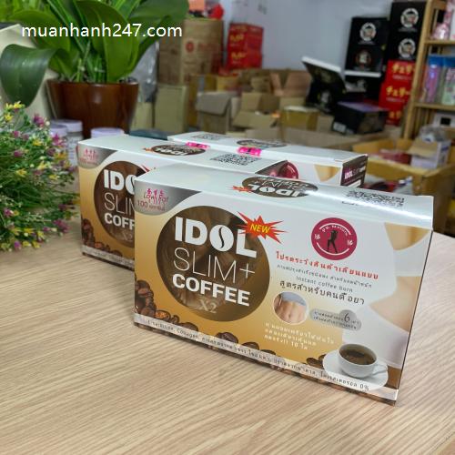 Giảm Cân Cà Phê Queen Slim Coffee Thái Lan Chính Hãng-1