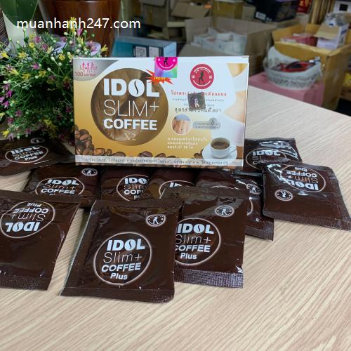 Giảm Cân Cà Phê Queen Slim Coffee Thái Lan Chính Hãng-3