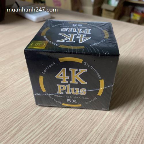 Kem Trị Mụn 4K Plus Acne Goji Berry Thái Lan-1