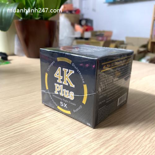 Kem Trị Mụn 4K Plus Acne Goji Berry Thái Lan-7