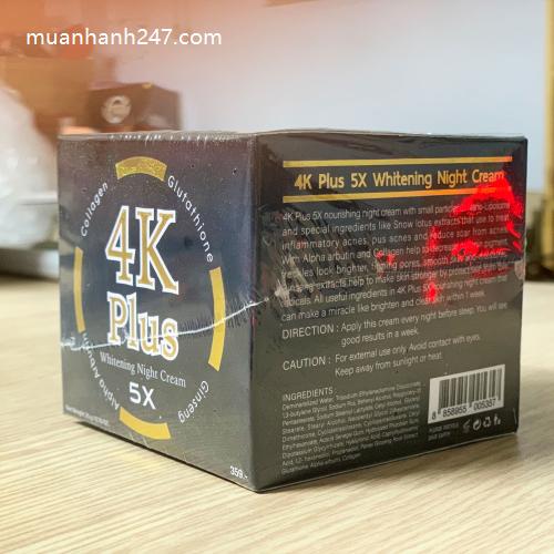 Kem Trị Mụn 4K Plus Acne Goji Berry Thái Lan-8