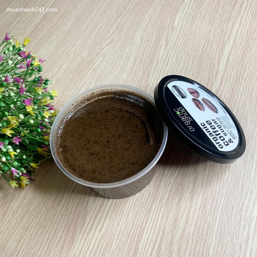 Tẩy Da Chết Toàn Thân Body Scrub Organic Coffee And Sugar Nga-3